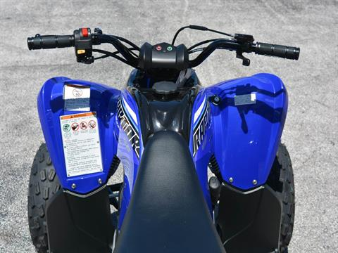 2021 Yamaha Raptor 90 in Clearwater, Florida - Photo 8