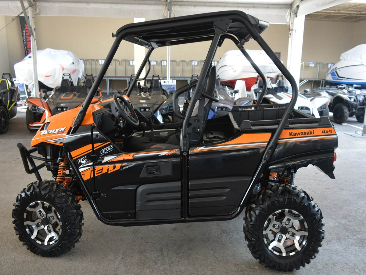 2019 Kawasaki Teryx LE in Clearwater, Florida - Photo 2