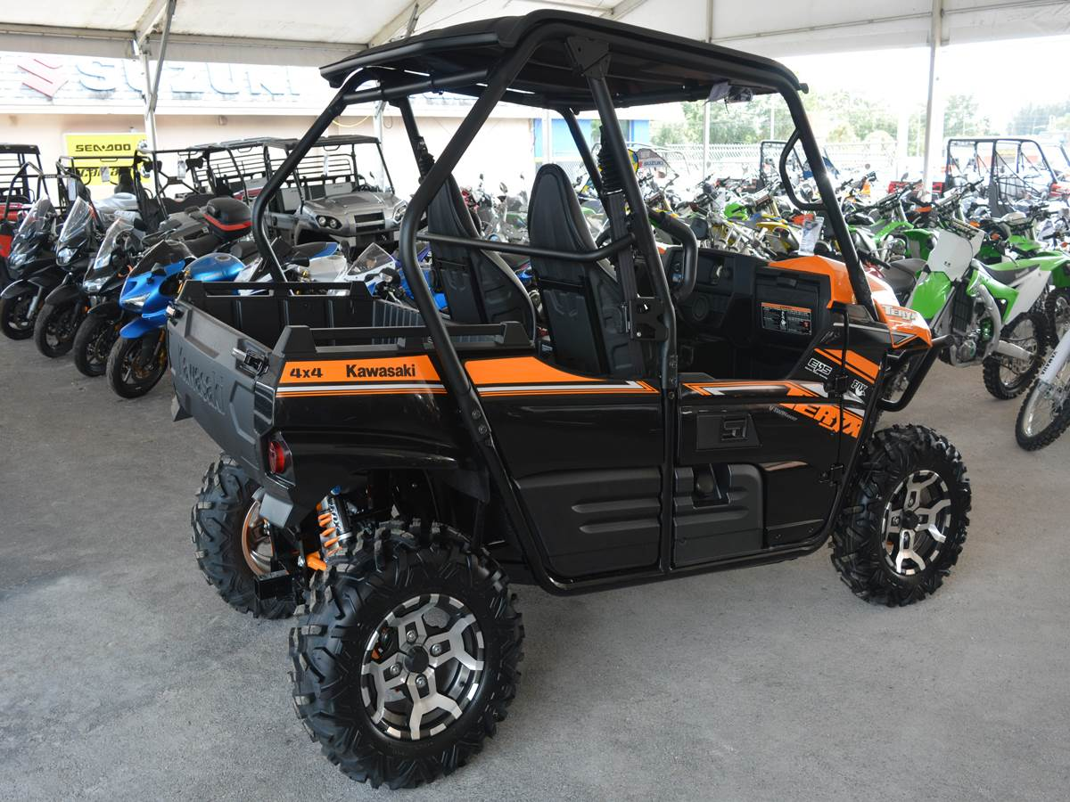2019 Kawasaki Teryx LE in Clearwater, Florida - Photo 5