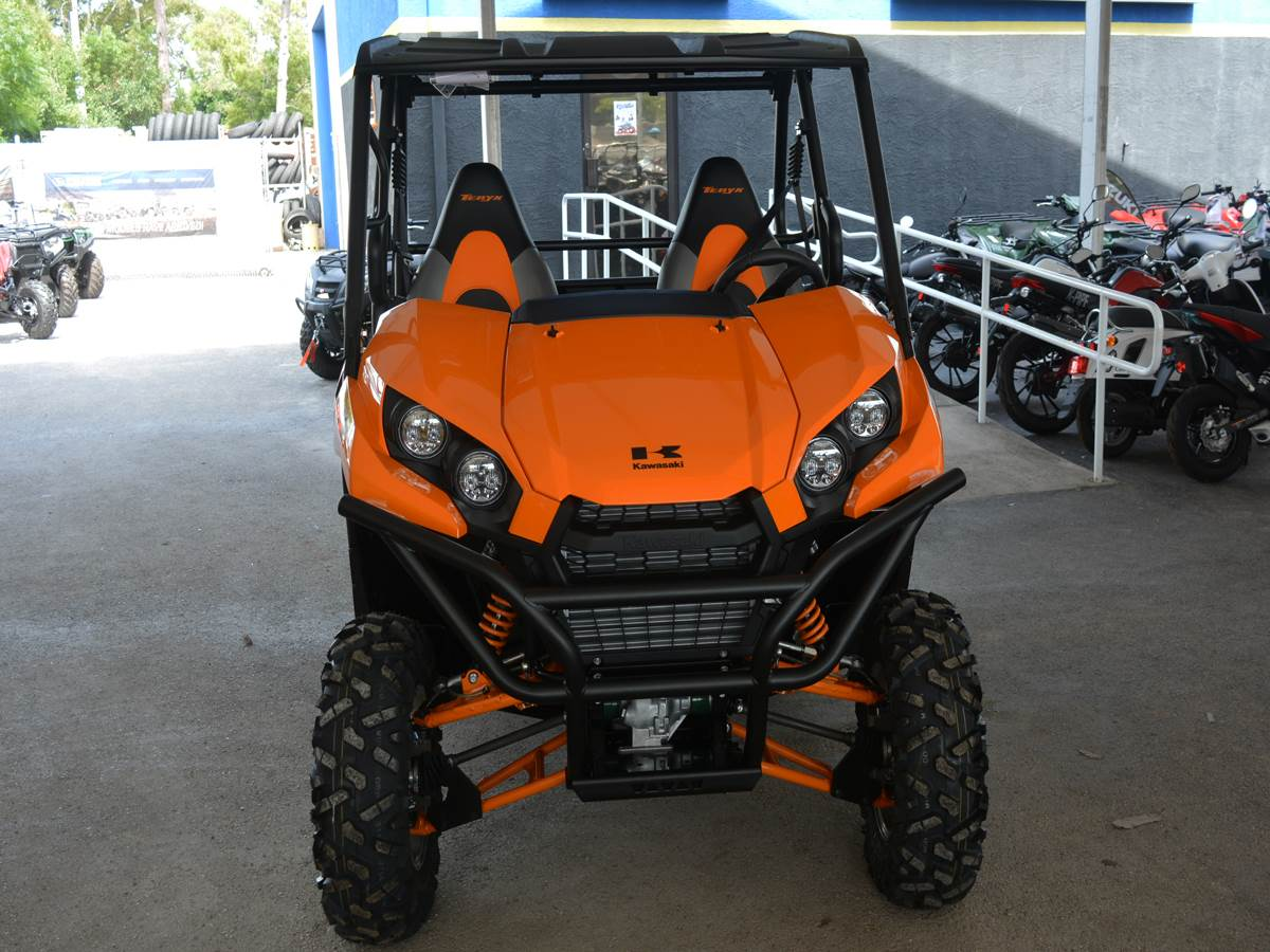 2019 Kawasaki Teryx LE in Clearwater, Florida - Photo 6
