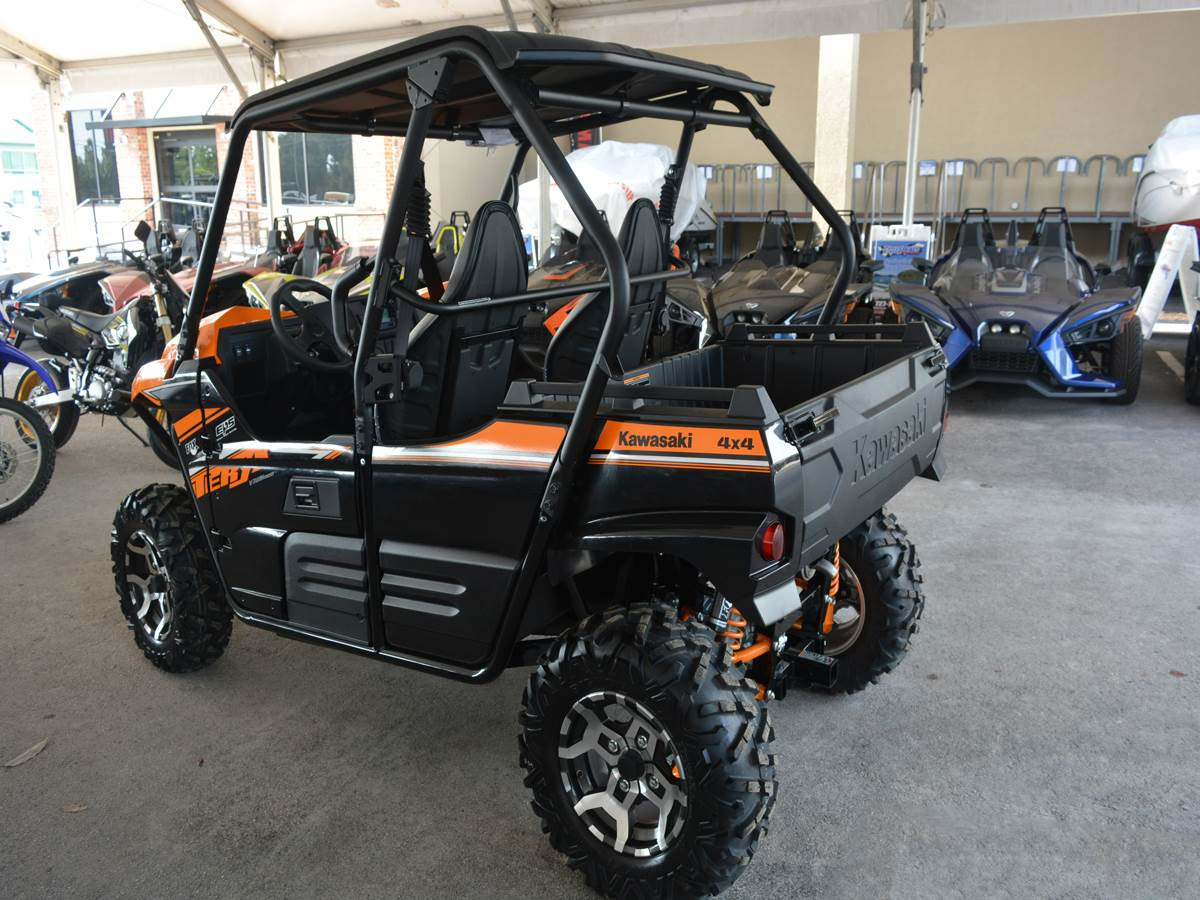 2019 Kawasaki Teryx LE in Clearwater, Florida - Photo 9