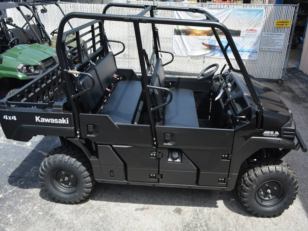 2020 Kawasaki Mule PRO-FXT in Clearwater, Florida - Photo 1