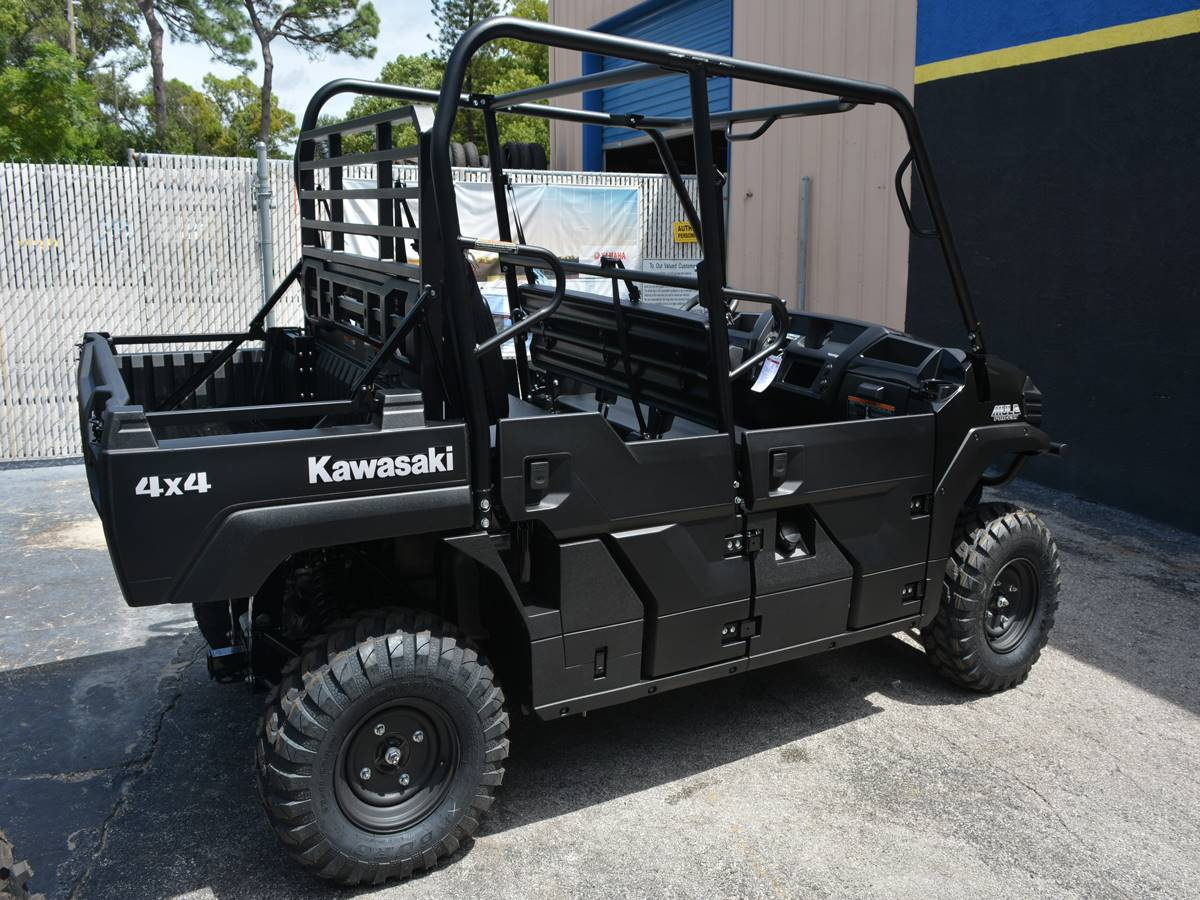 2020 Kawasaki Mule PRO-FXT in Clearwater, Florida - Photo 5