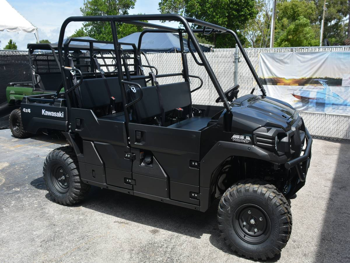 2020 Kawasaki Mule PRO-FXT in Clearwater, Florida - Photo 6