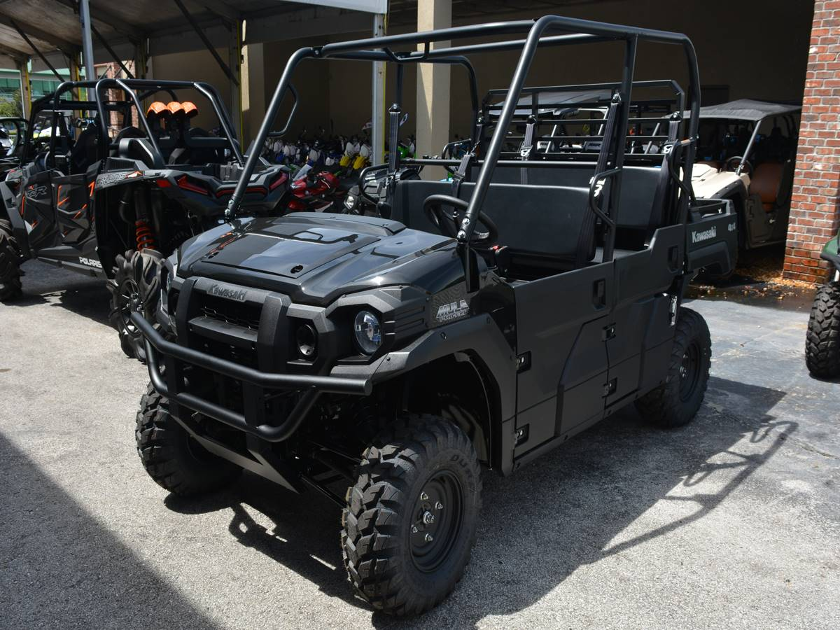 2020 Kawasaki Mule PRO-FXT in Clearwater, Florida - Photo 7