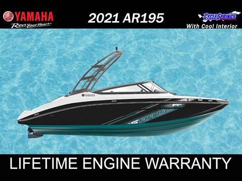 2021 Yamaha AR195 in Clearwater, Florida - Photo 1