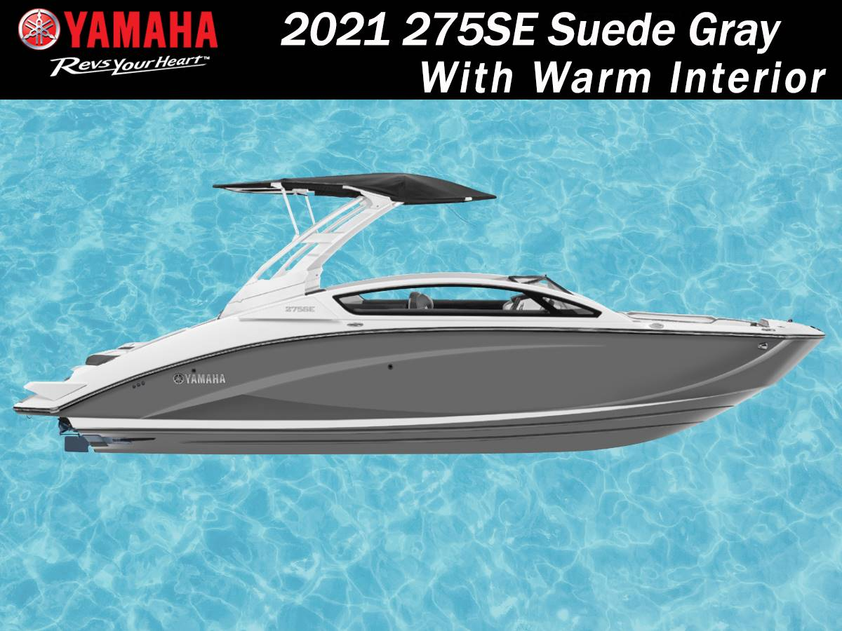 2021 Yamaha 275SE in Clearwater, Florida - Photo 15
