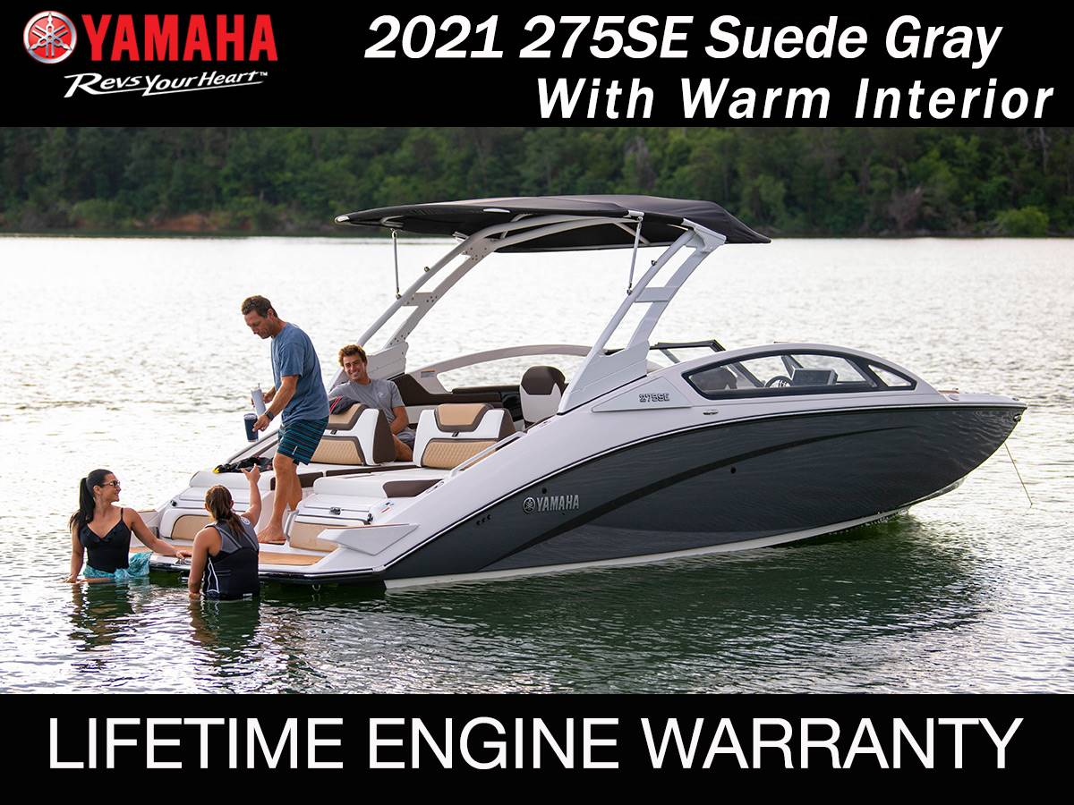 2021 Yamaha 275SE in Clearwater, Florida - Photo 14
