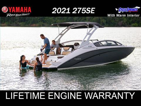2021 Yamaha 275SE in Clearwater, Florida - Photo 1