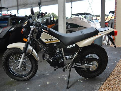 2019 Yamaha TW200 in Clearwater, Florida