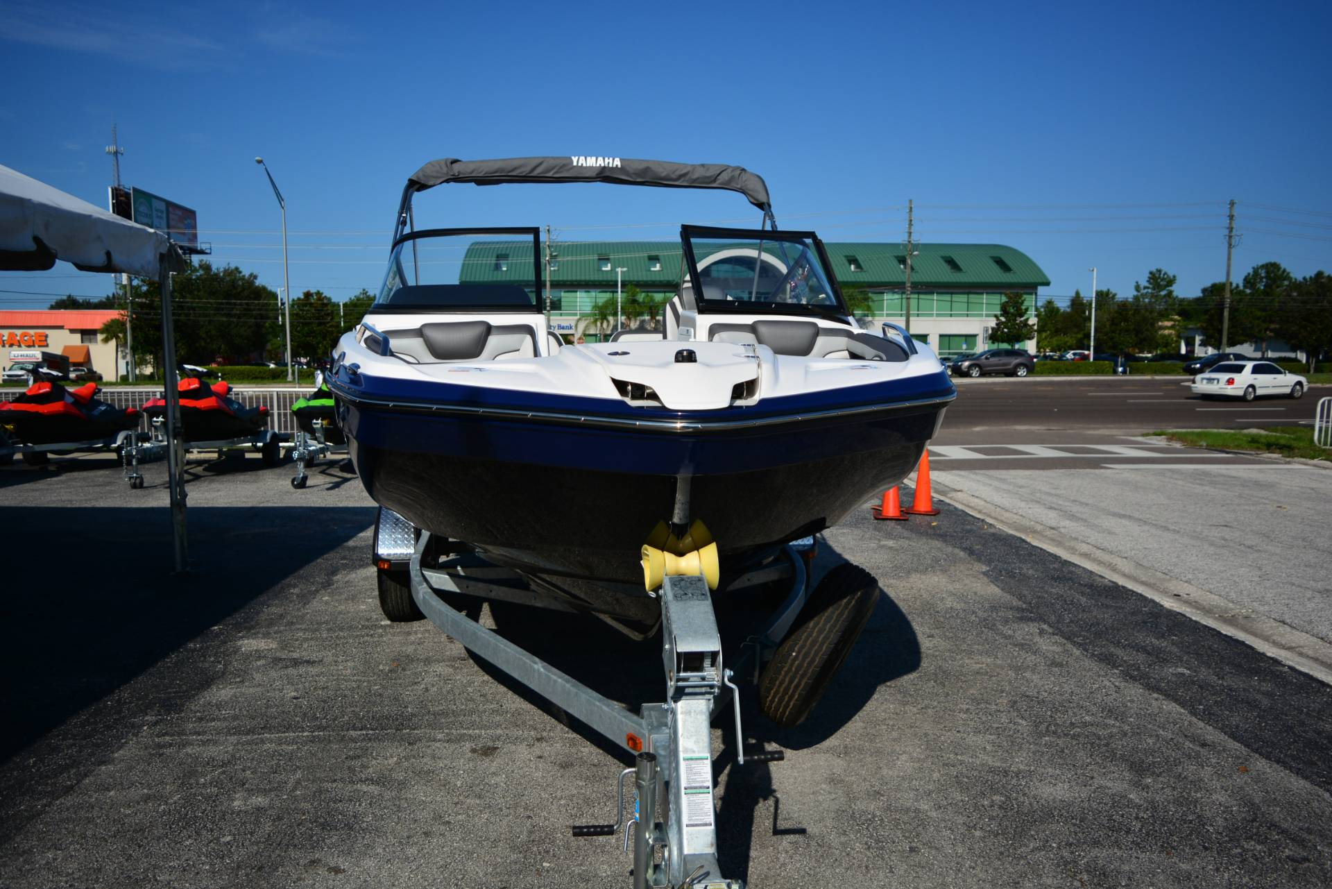 2017 Yamaha 212 Limited in Clearwater, Florida