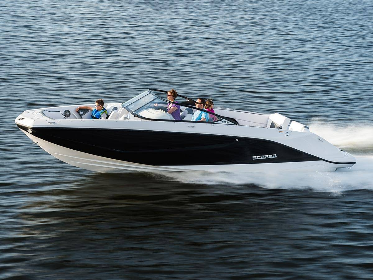 2020 Scarab 255 G in Clearwater, Florida - Photo 4