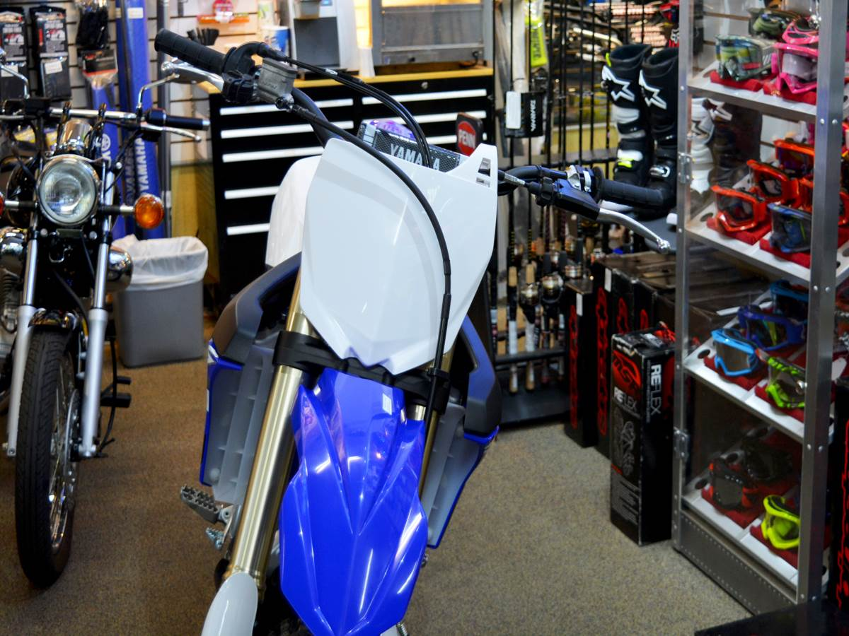 2019 Yamaha YZ250FX in Clearwater, Florida