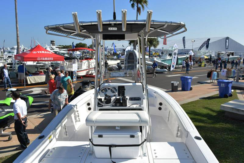 2017 Yamaha 190 FSH in Clearwater, Florida
