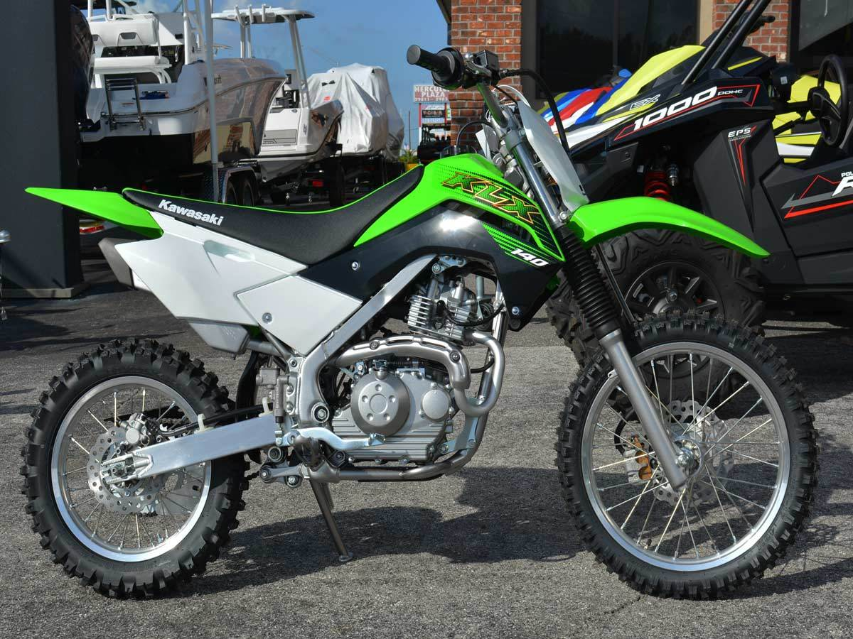 2020 Kawasaki KLX 140 in Clearwater, Florida - Photo 1