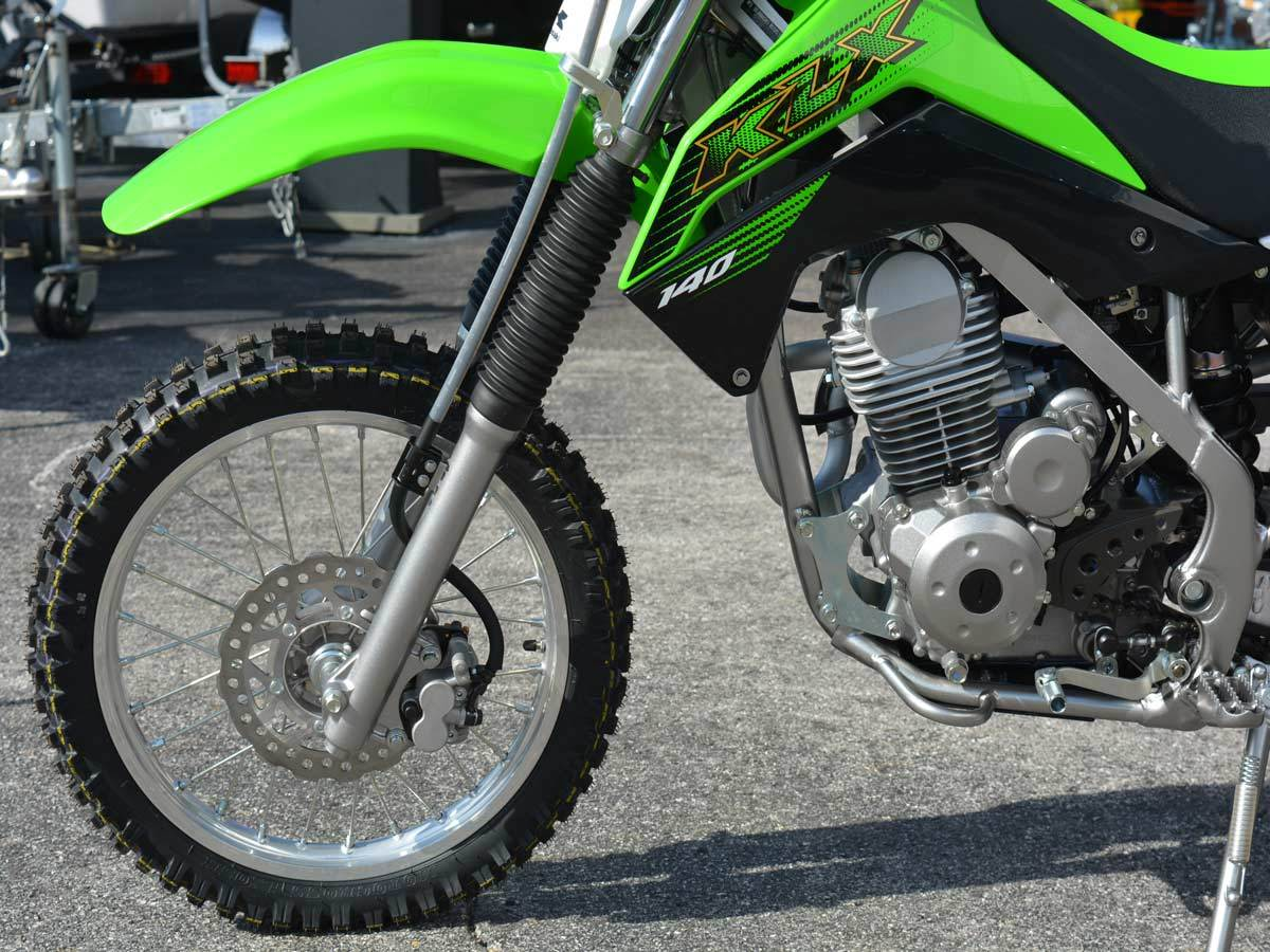 2020 Kawasaki KLX 140 in Clearwater, Florida - Photo 3