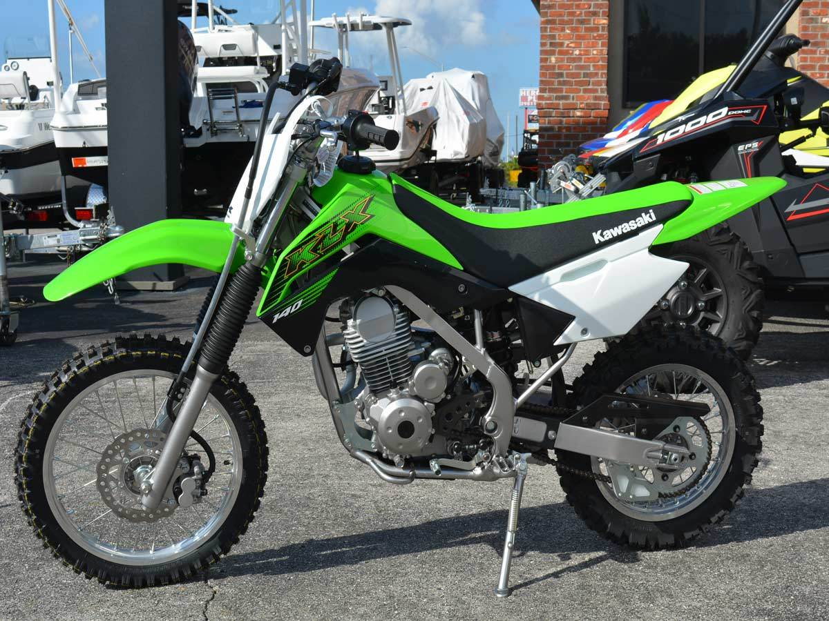 2020 Kawasaki KLX 140 in Clearwater, Florida - Photo 5