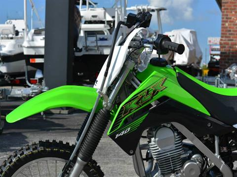 2020 Kawasaki KLX 140 in Clearwater, Florida - Photo 6