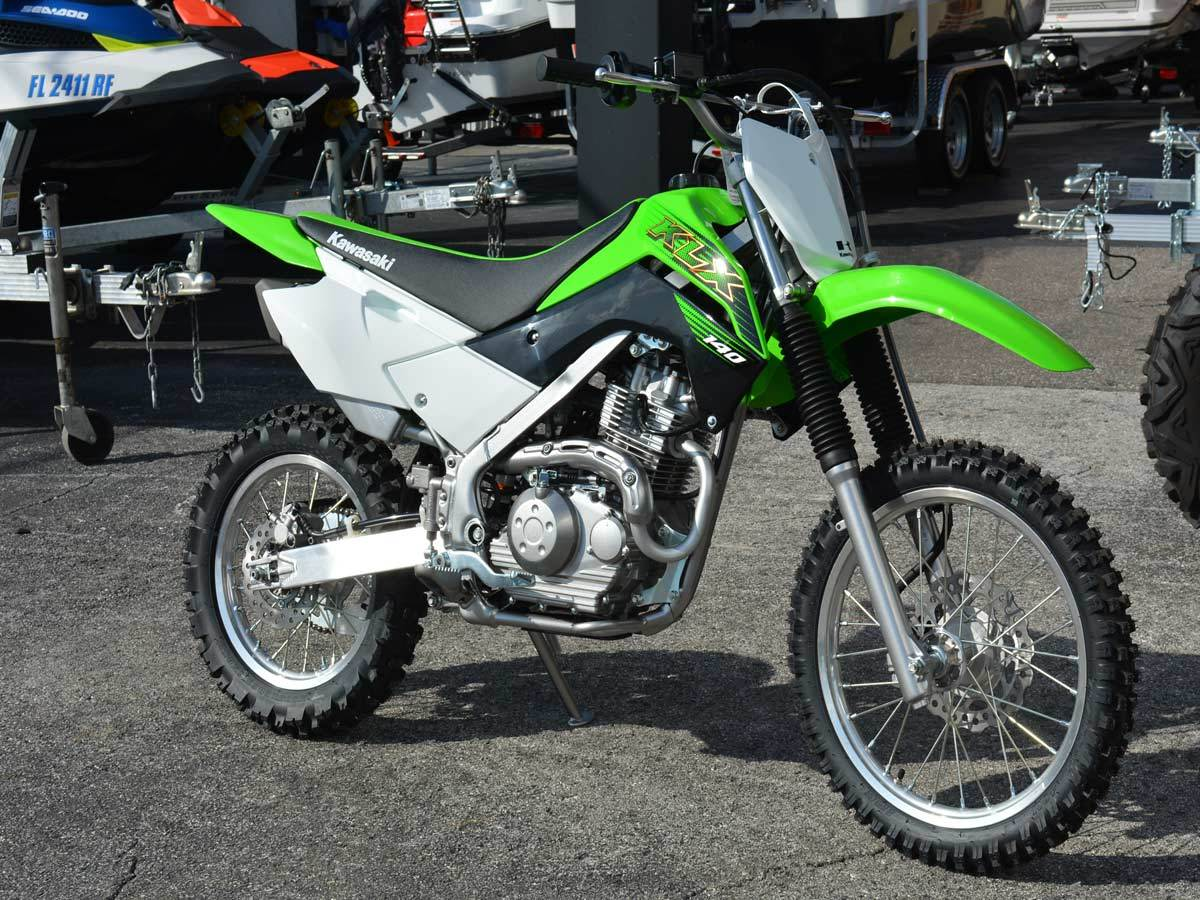 2020 Kawasaki KLX 140 in Clearwater, Florida - Photo 8