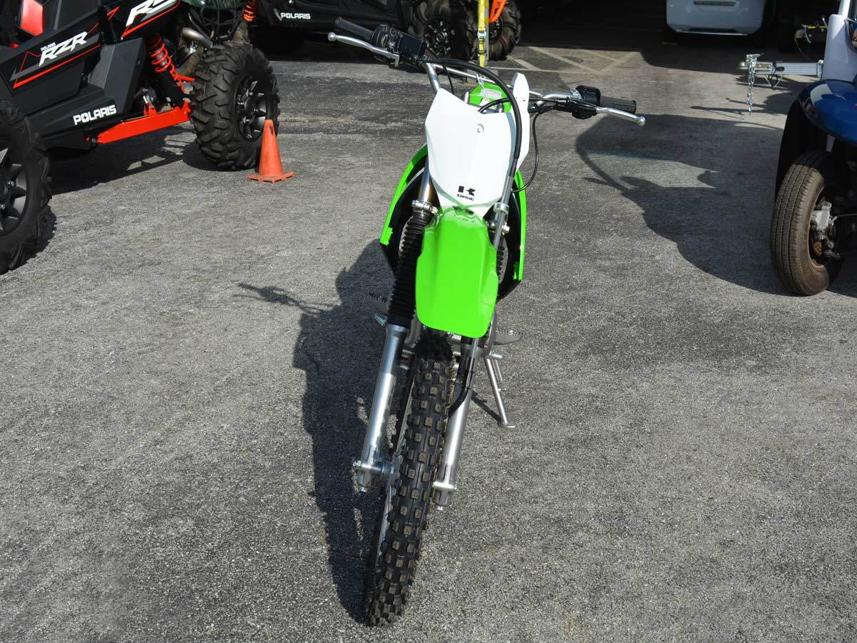2020 Kawasaki KLX 140 in Clearwater, Florida - Photo 9