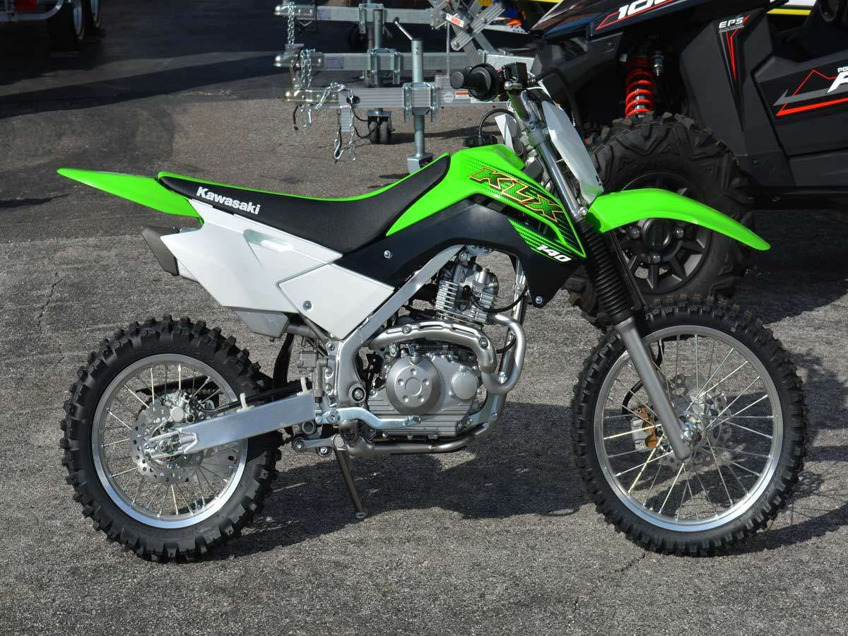 2020 Kawasaki KLX 140 in Clearwater, Florida - Photo 12