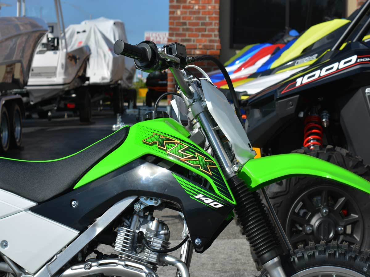 2020 Kawasaki KLX 140 in Clearwater, Florida - Photo 13