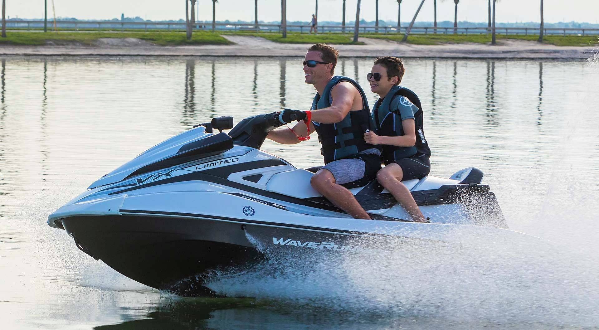 2020 Yamaha VX Limited in Clearwater, Florida
