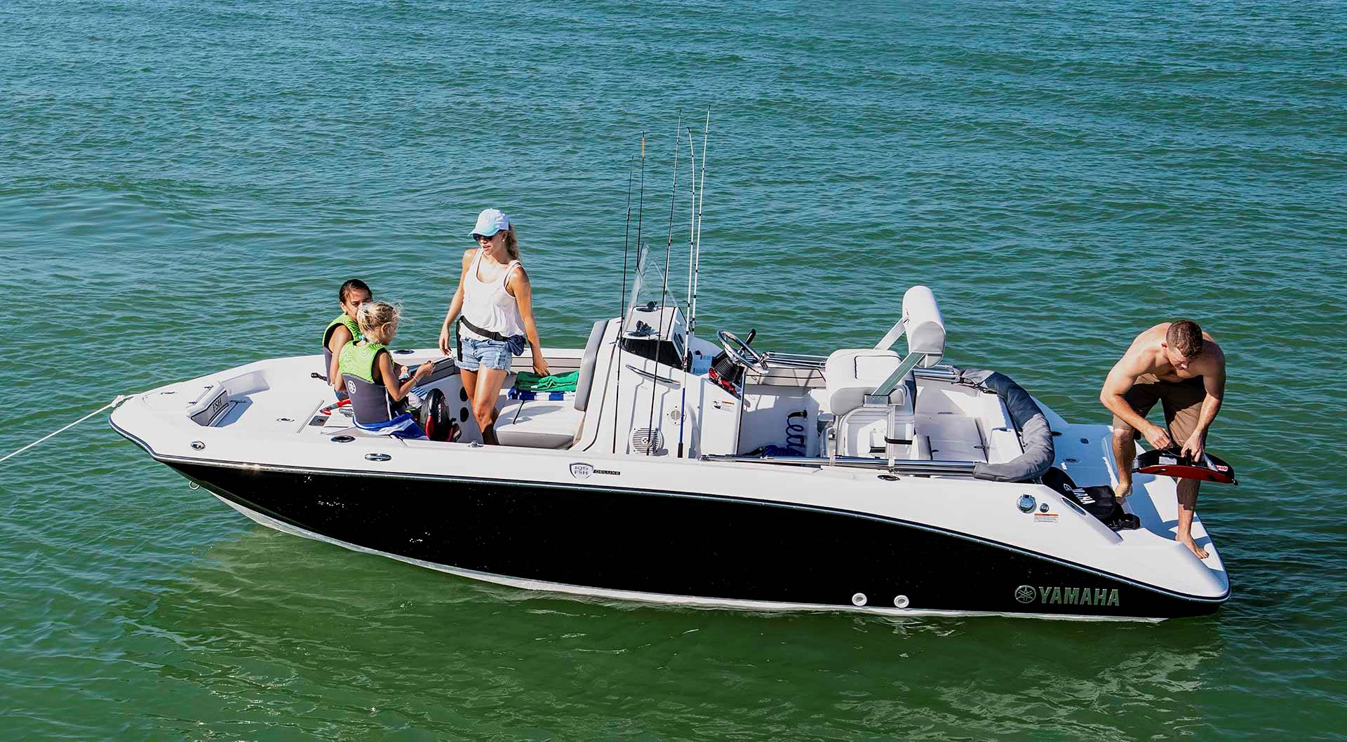 2021 Yamaha 195 FSH DELUXE in Clearwater, Florida - Photo 4