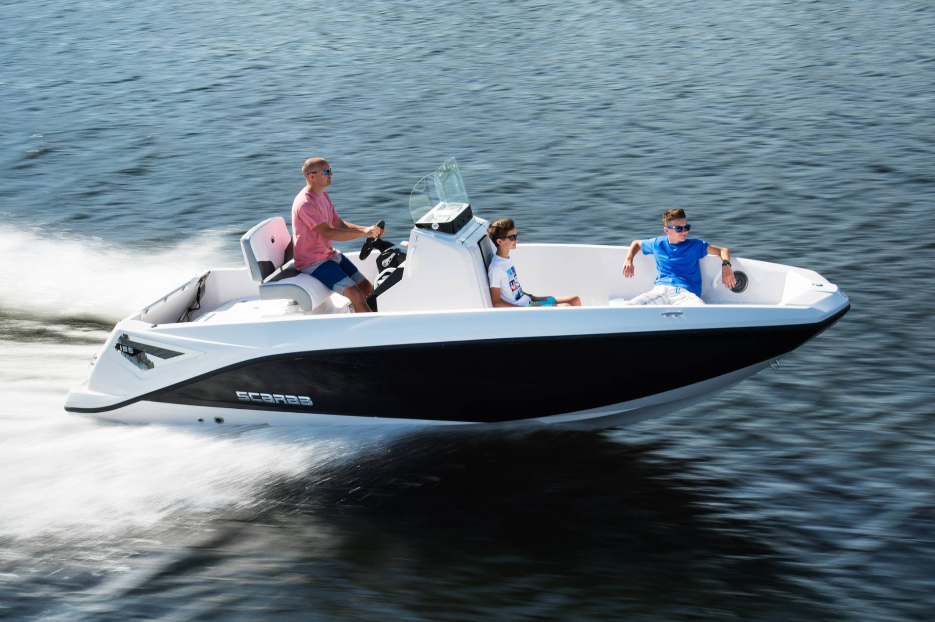 2019 Scarab 195 Open G in Clearwater, Florida - Photo 1