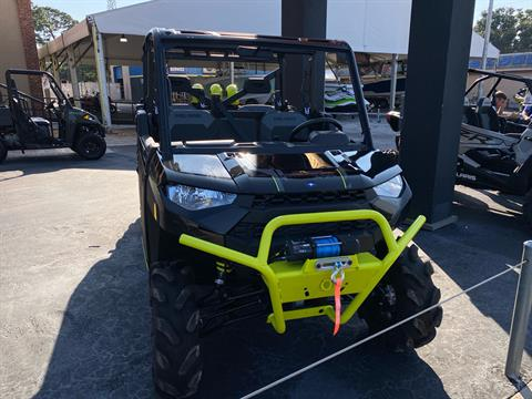 2020 Polaris Ranger Crew XP 1000 High Lifter Edition in Clearwater, Florida - Photo 2