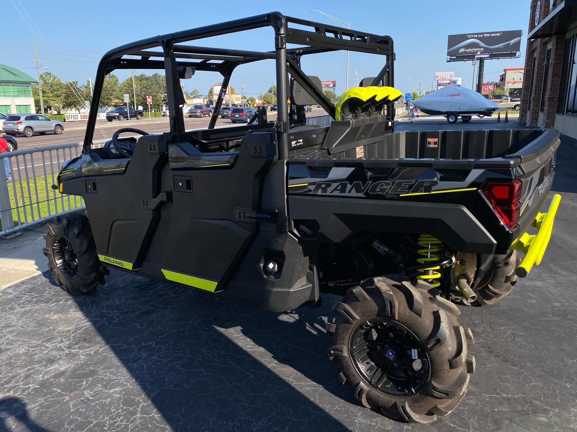 2020 Polaris Ranger Crew XP 1000 High Lifter Edition in Clearwater, Florida - Photo 5