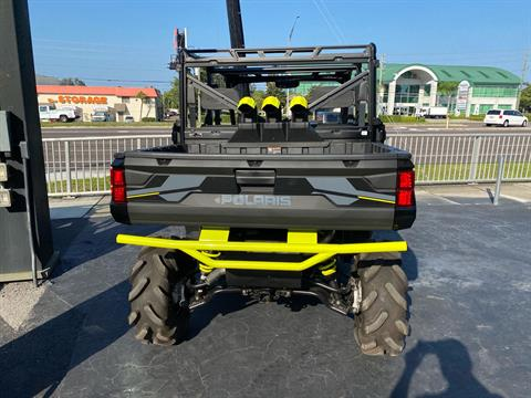 2020 Polaris Ranger Crew XP 1000 High Lifter Edition in Clearwater, Florida - Photo 6