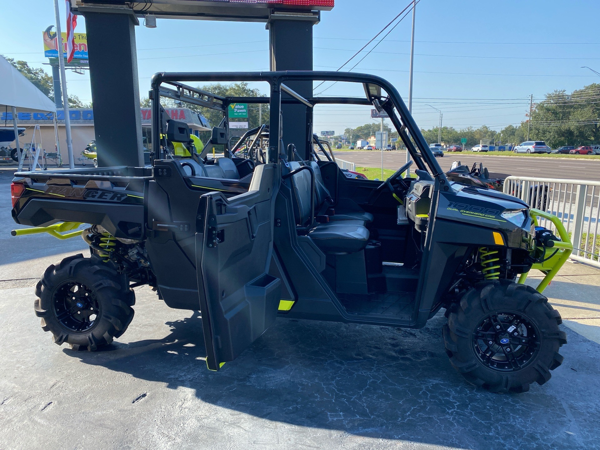 2020 Polaris Ranger Crew XP 1000 High Lifter Edition in Clearwater, Florida - Photo 16