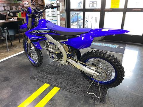 2021 Yamaha YZ450F in Clearwater, Florida - Photo 7