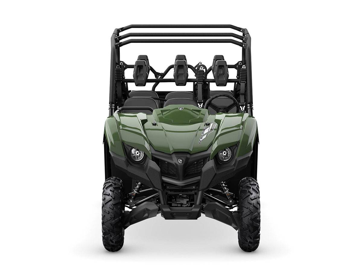 2021 Yamaha Viking VI EPS in Clearwater, Florida - Photo 2