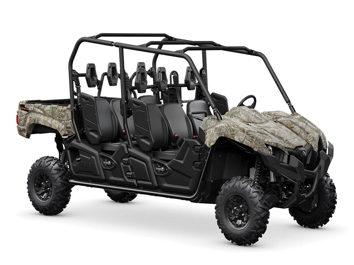 2021 Yamaha Viking VI EPS in Clearwater, Florida - Photo 6