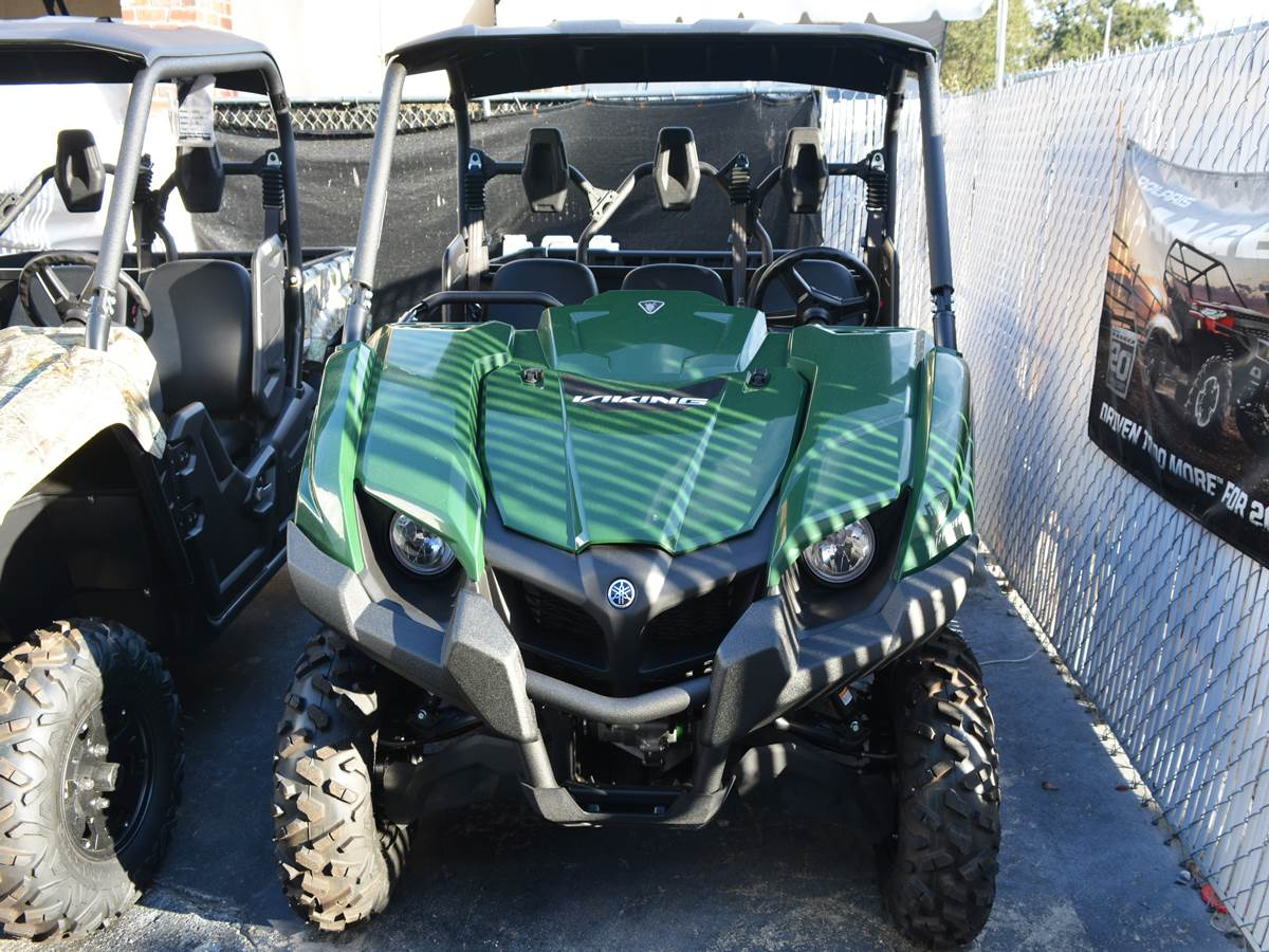 2019 Yamaha Viking in Clearwater, Florida
