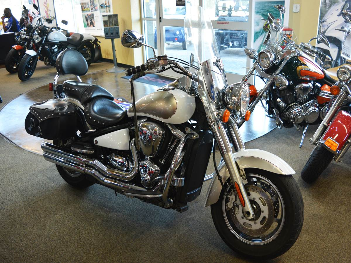 Used 2007 Kawasaki Vulcan® 2000 Classic LT Motorcycles in Clearwater ...