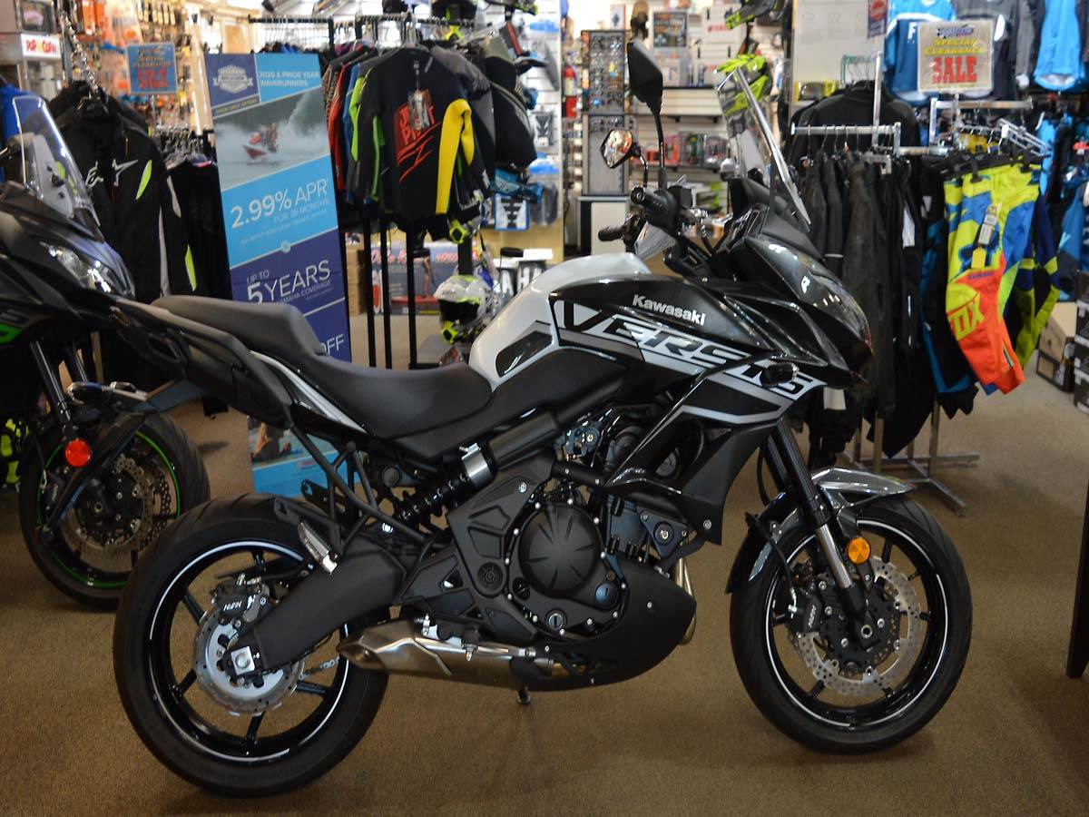 2020 Kawasaki Versys 650 ABS in Clearwater, Florida - Photo 1
