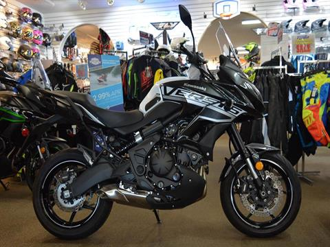 2020 Kawasaki Versys 650 ABS in Clearwater, Florida - Photo 6