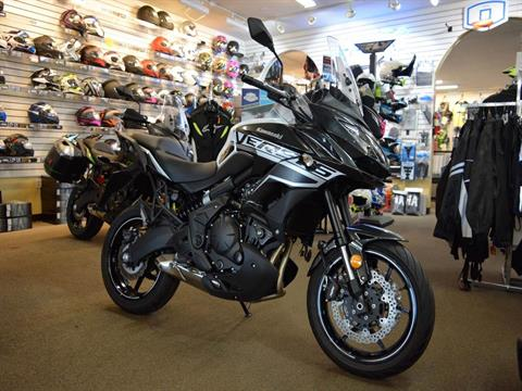 2020 Kawasaki Versys 650 ABS in Clearwater, Florida - Photo 7