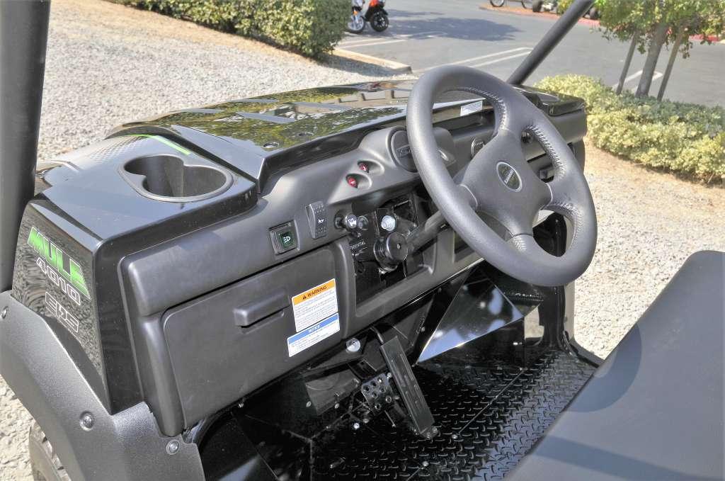 2016 Kawasaki Mule 4010 4x4 SE in Roseville, California