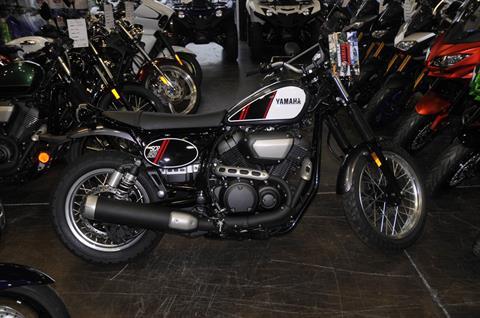 2017 Yamaha SCR950 in Roseville, California