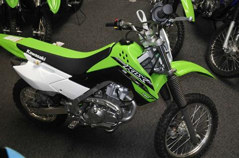 2016 Kawasaki KLX140 in Roseville, California