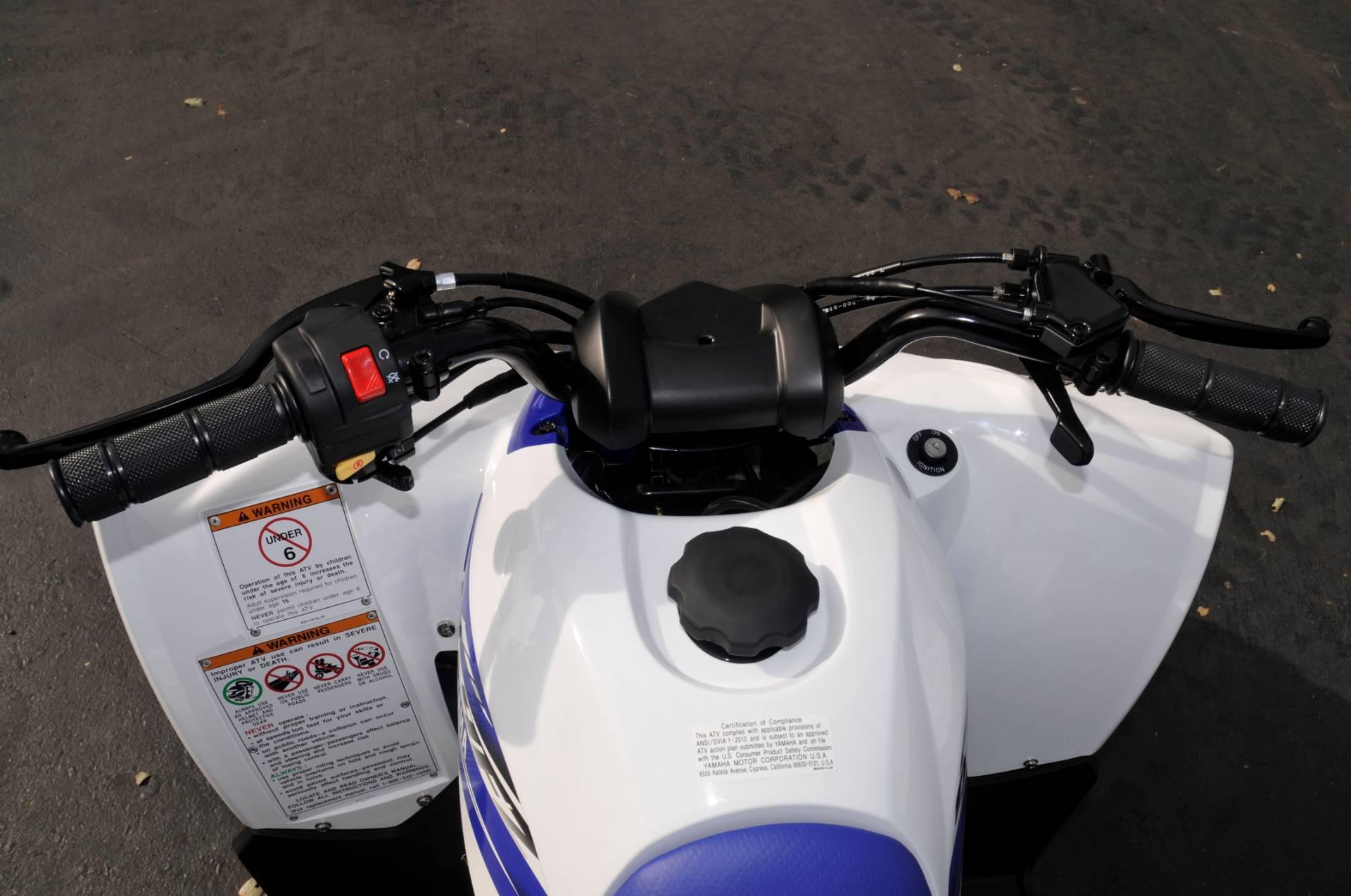 2017 Yamaha YFZ50 in Roseville, California
