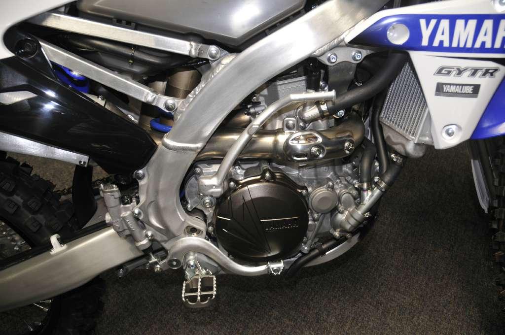 2017 Yamaha YZ450F in Roseville, California