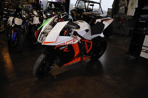 2015 KTM 1190 RC8 R in Roseville, California