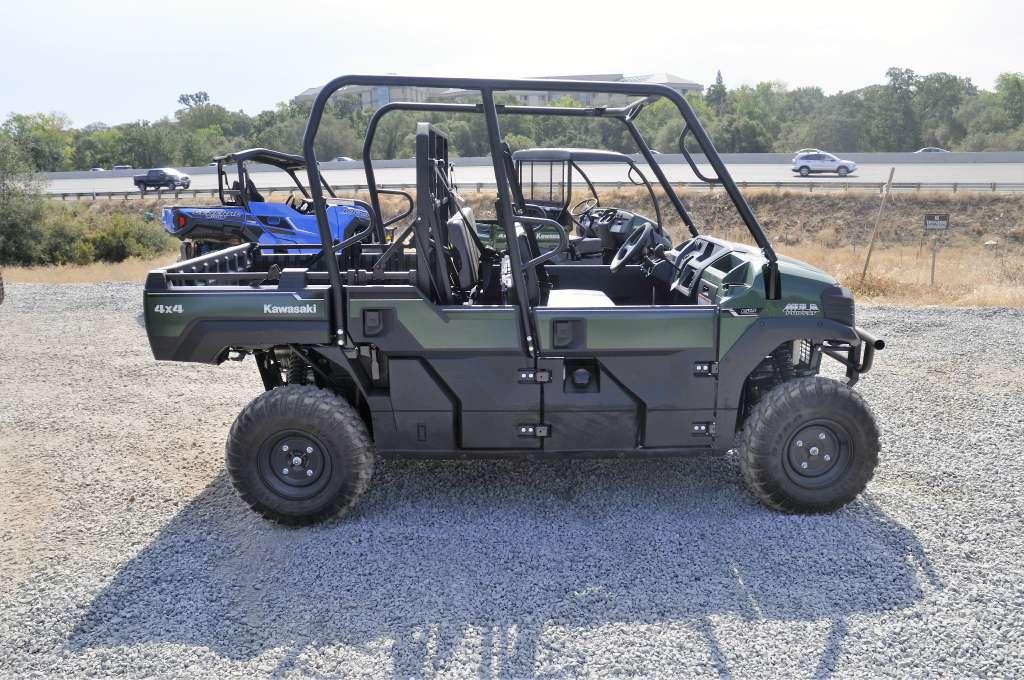 2016 Kawasaki Mule Pro-FXT EPS in Roseville, California