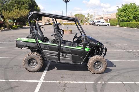 2017 Kawasaki Teryx4 in Roseville, California