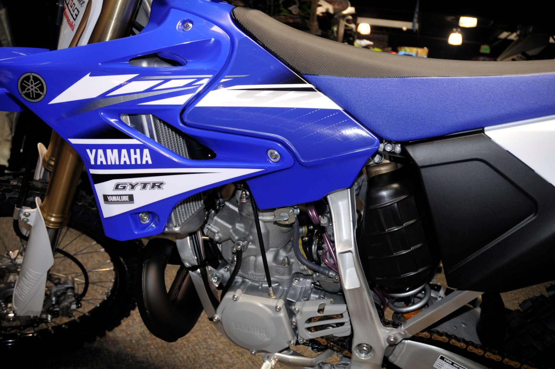 2017 Yamaha YZ250 in Roseville, California